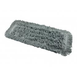 Mop płaski bawełna szary